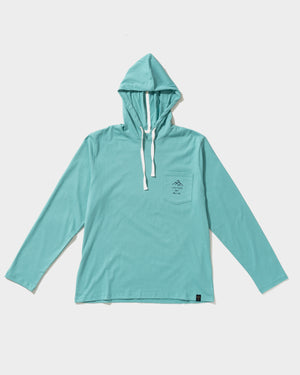 Mountains Are Calling Pocket Hoodie