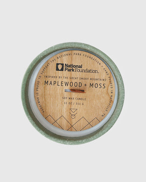 Great Smoky Mountains National Park Candle