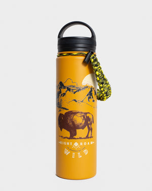 Right To Roam 22 oz. Insulated Steel Bottle