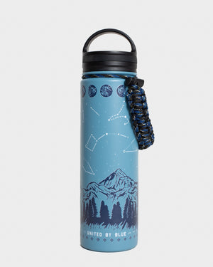Stargazer 22 oz. Insulated Steel Water Bottle