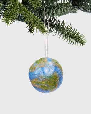 Earth Ornament