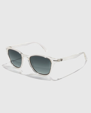 Andiamo Sunglasses - Clear Forest