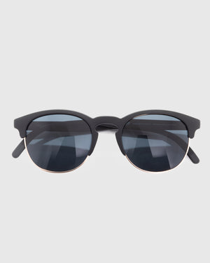 Avila Sunglasses - Black Slate