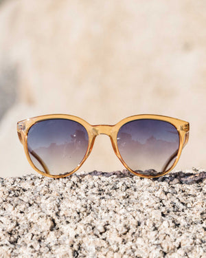 Makani Sunglasses - Honey Ocean