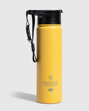 Pack It Out 22 Oz. Insulated Steel Bottle