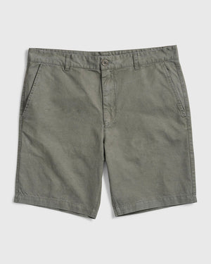 Natural Canvas Short