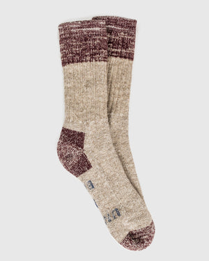 Grasslands Ultimate Bison Sock