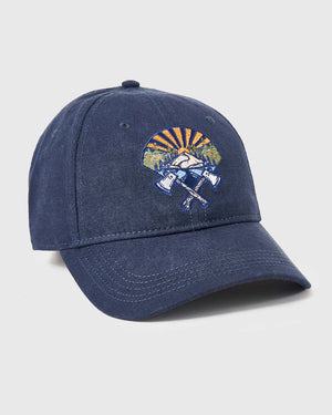 Axe Crest Baseball Hat