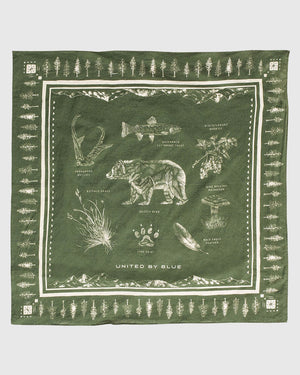 Field Guide Bandana