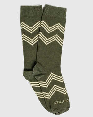 North Bend Bartrams Sock