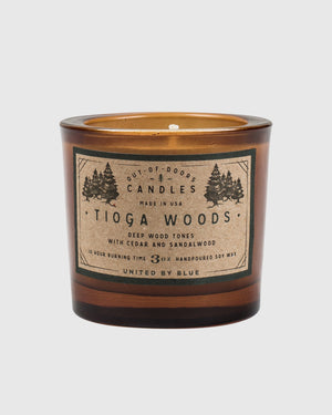 3 oz. Tioga Woods Out-of-Doors Candle