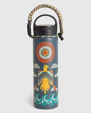 Ecosystem 22 oz. Insulated Steel Water Bottle