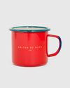 Places You'll Go Enamel 12 oz. Mug