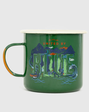 We Are All United Enamel 22 Oz. Mug