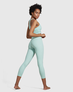 Compressive High-Rise Legging - Foam