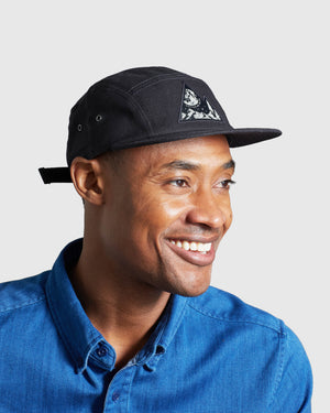 Equator Organic 5-Panel Hat