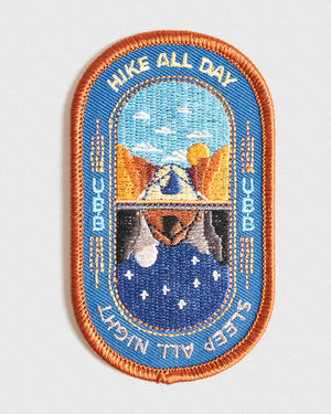 Hike All Day Patch