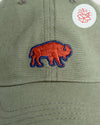 Kids' Bison Baseball Hat