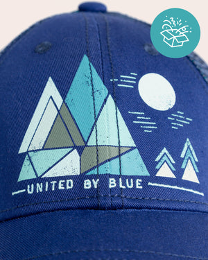 Kids' Pyramid Mountain Trucker Hat