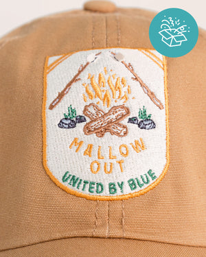 Kids' Mallow Out Baseball Hat