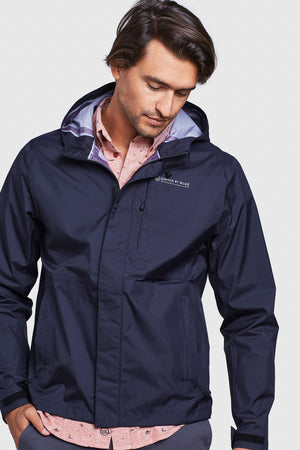 Men's Recycled Rain Shell
