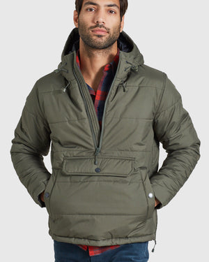The Men's Bison Puffover