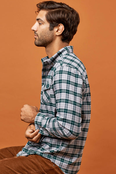 Men's Bowne Stretch Plaid