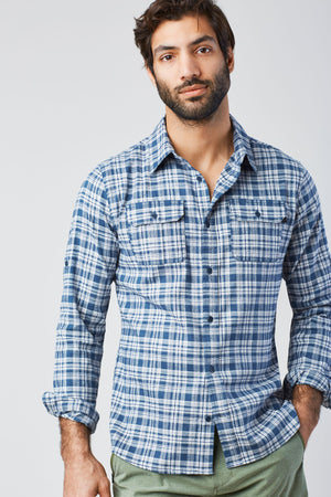 Fife Button Down