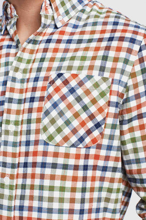 Pitchstone Twill Button Down
