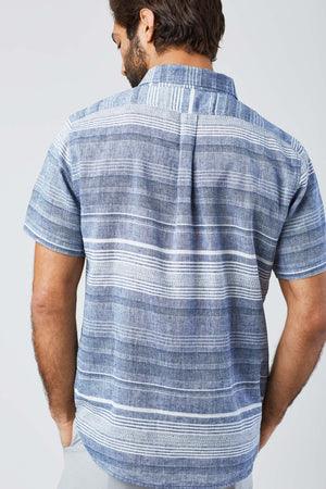 Ridgerunner Striped Button Down