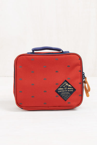 Kids' Printed Meader Lunchbox