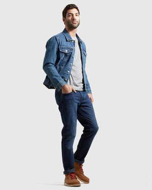 SEA Unisex Denim Jacket - Nitro
