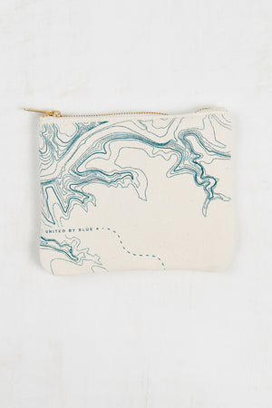 Go Forth Canvas Pouch