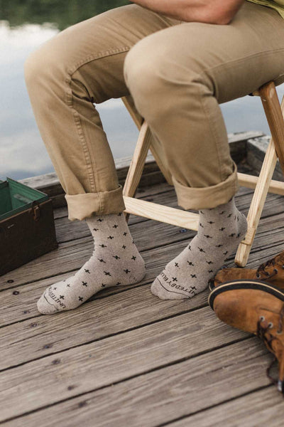 Byers Bartrams Sock | United By Blue  - 5
