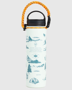 Mountain Vista 22 oz. Insulated Steel Water Bottle