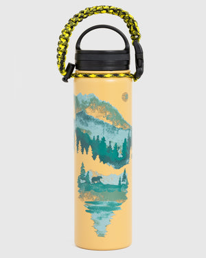 Walk In The Woods 22 oz. Insulated Steel Water Bottle