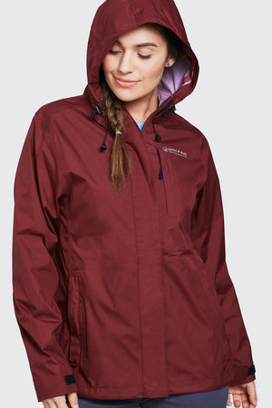 Women's Recycled Rain Shell