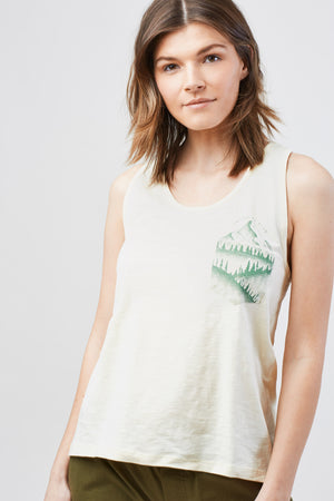 Women's Great Heights Pocket Tank