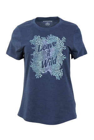 Women's Leave It Wild Tee