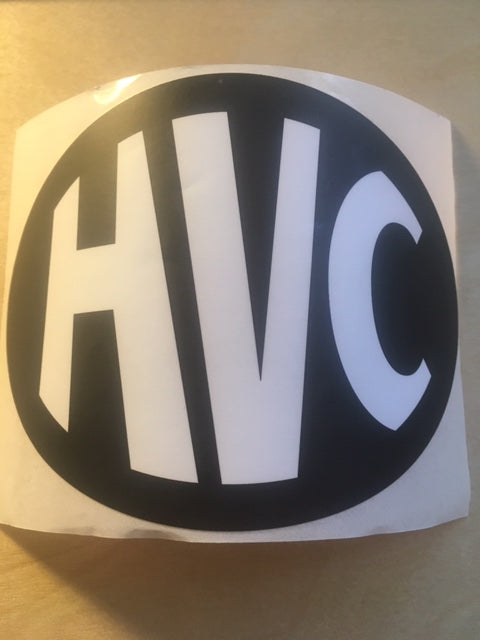 HVC Sticker