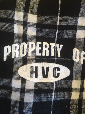 HVC Flannel Shorts
