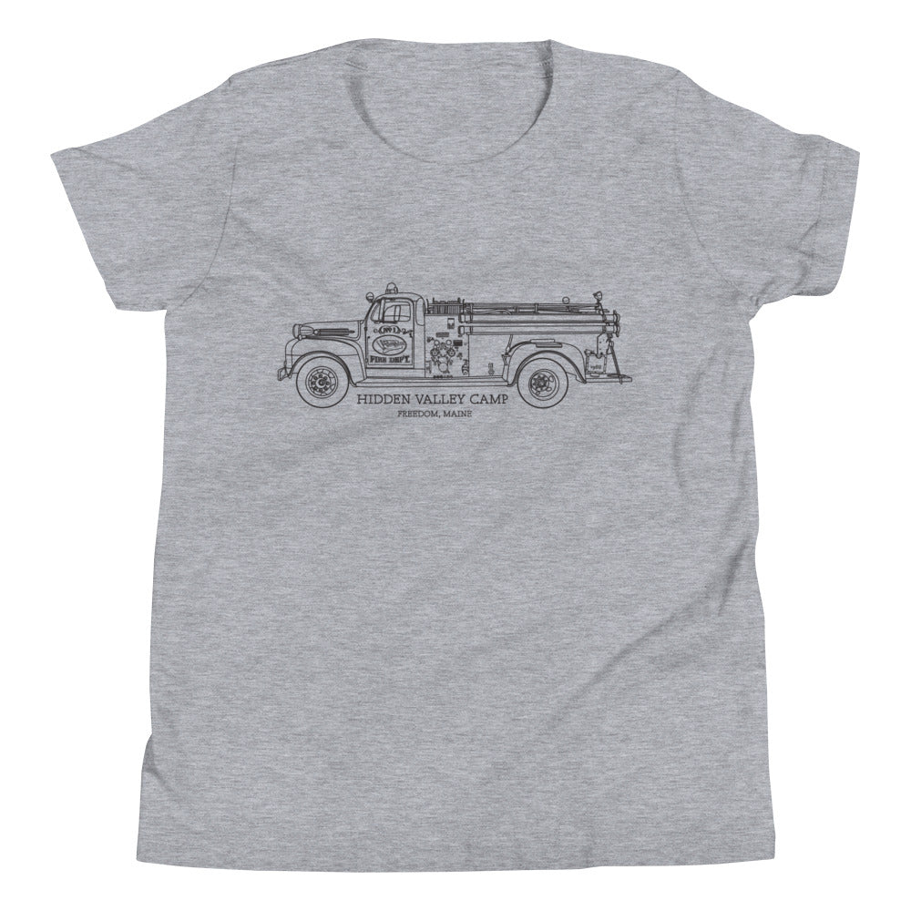 Firetruck Youth T-Shirt