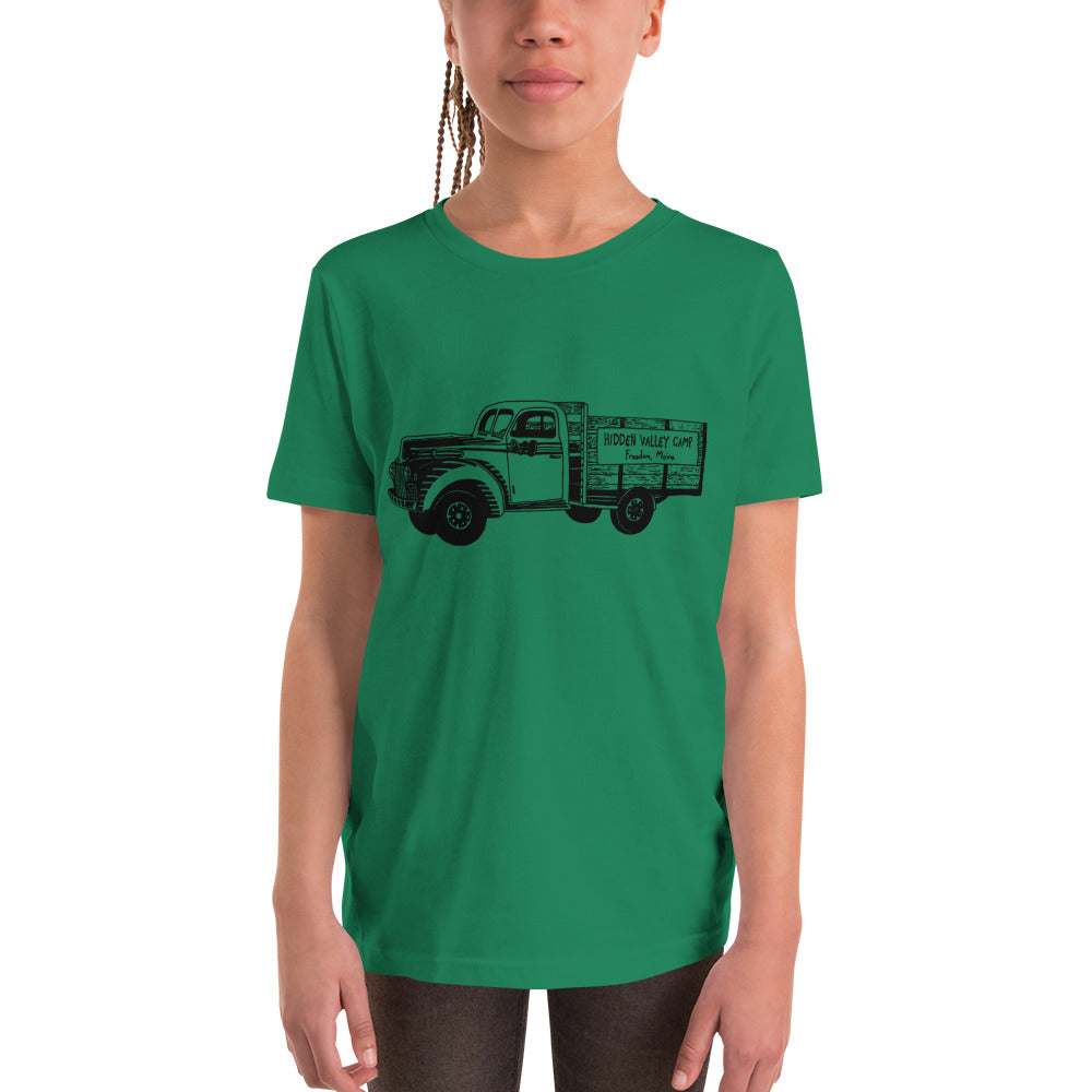 Green Pig Youth T-Shirt