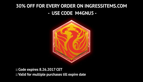 13 magnus reawakens - ingress xm anomaly event