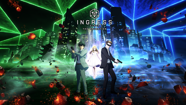 ingress prime / ingress items