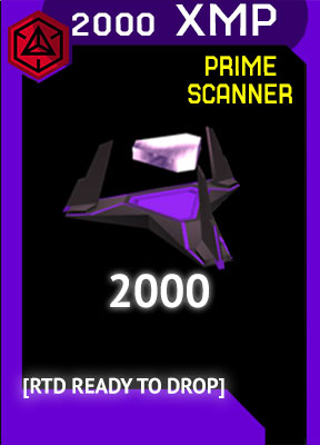 2000 xmp burster ready to drop ingress prime