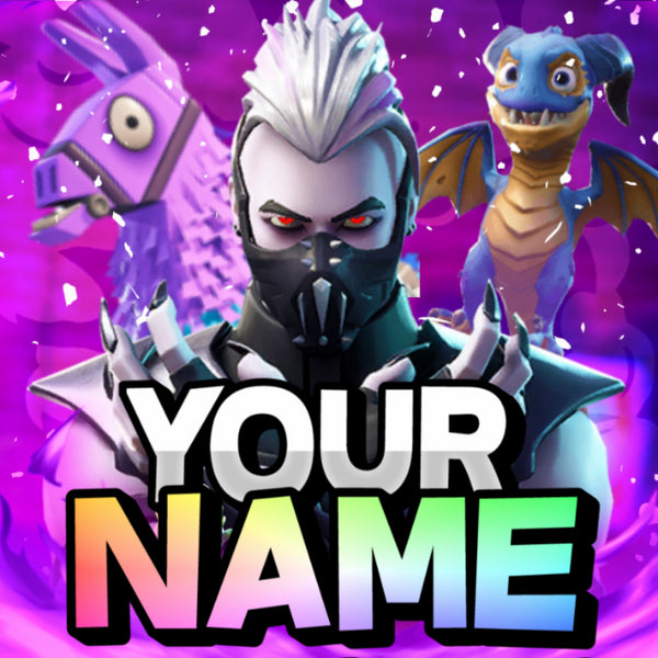 fortnite avatar custom for sale