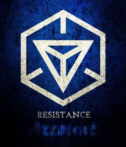 Ingress account - Resistance - Ingress store Ingress Items