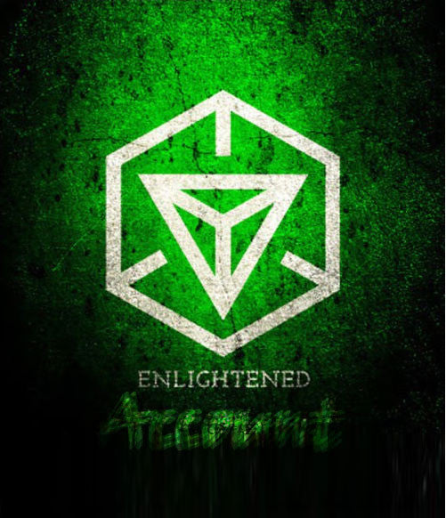 Ingress account - Enlightened - Ingress store Ingress Items
