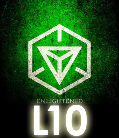 L10  Ingress account - Enlightened Level 10 pokemon go pokestop pogo gym